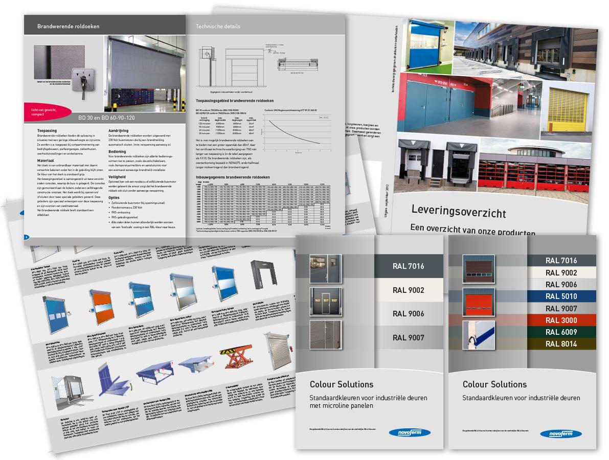 Brochure full colour