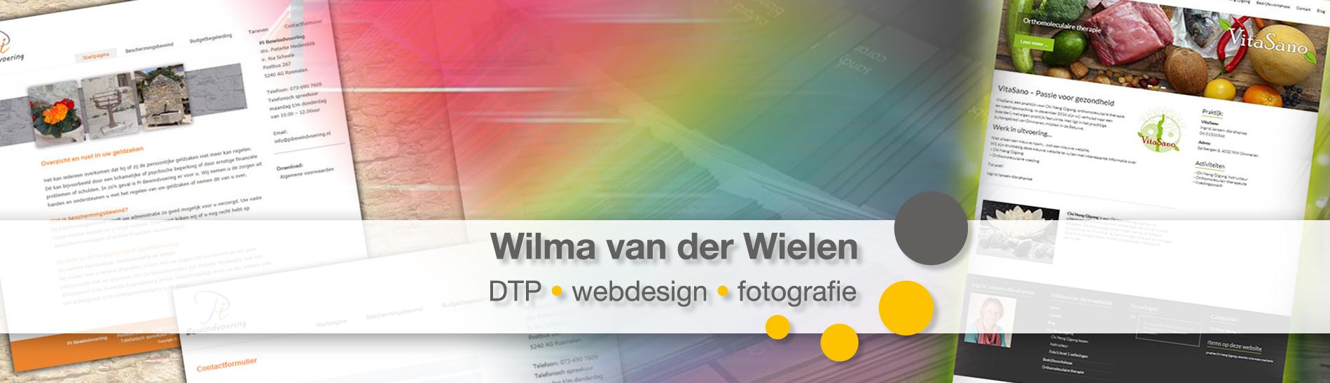 Webdesign met CMS